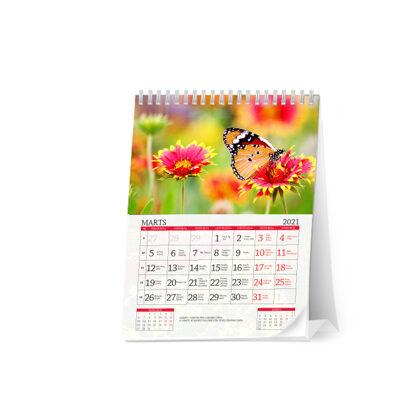 Galda kalendārs A6