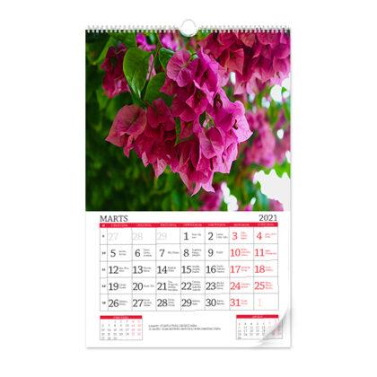 Календарь LUX premium