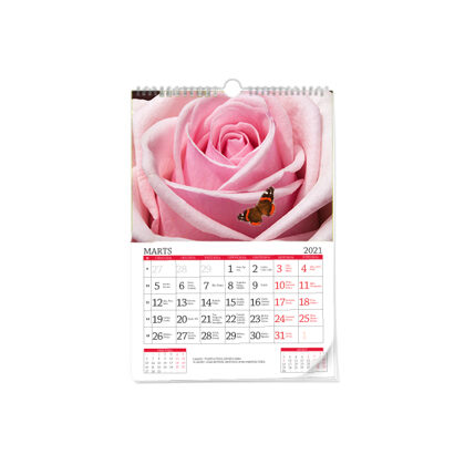 Настенный календарь A4